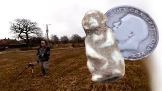 Metal Detecting UK (Garrett ACE 250) #32 (Swinging With Simon)