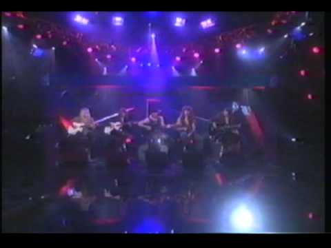Warrant   Blind Faith Acoustic LIVE on Arsenio Hall