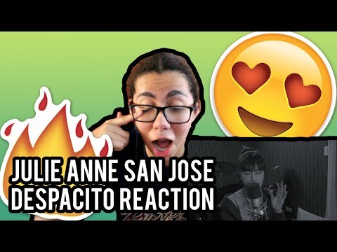 Julie Anne San Jose - Despacito Reaction