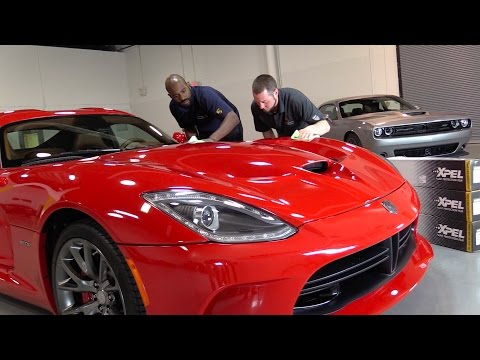 Here's Why Paint Protection Film Is A Good Idea For Your Car!