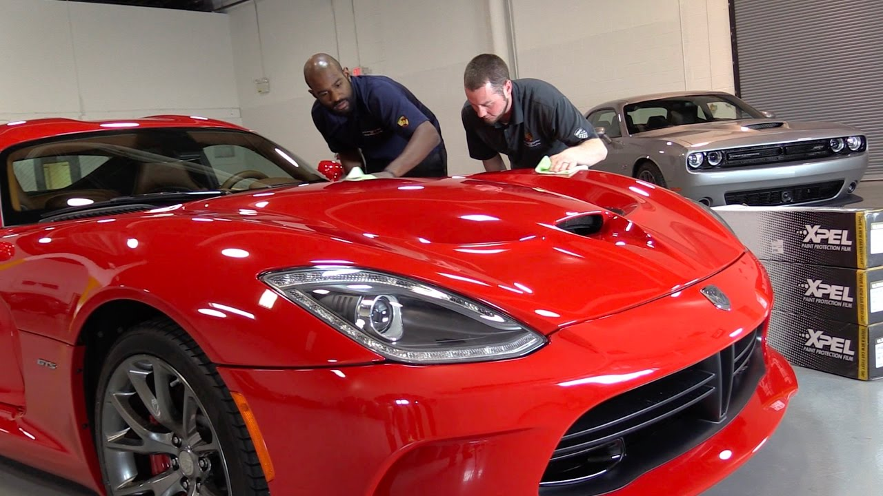 Here's Why Paint Protection Film Is A Good Idea For Your Car! - YouTube