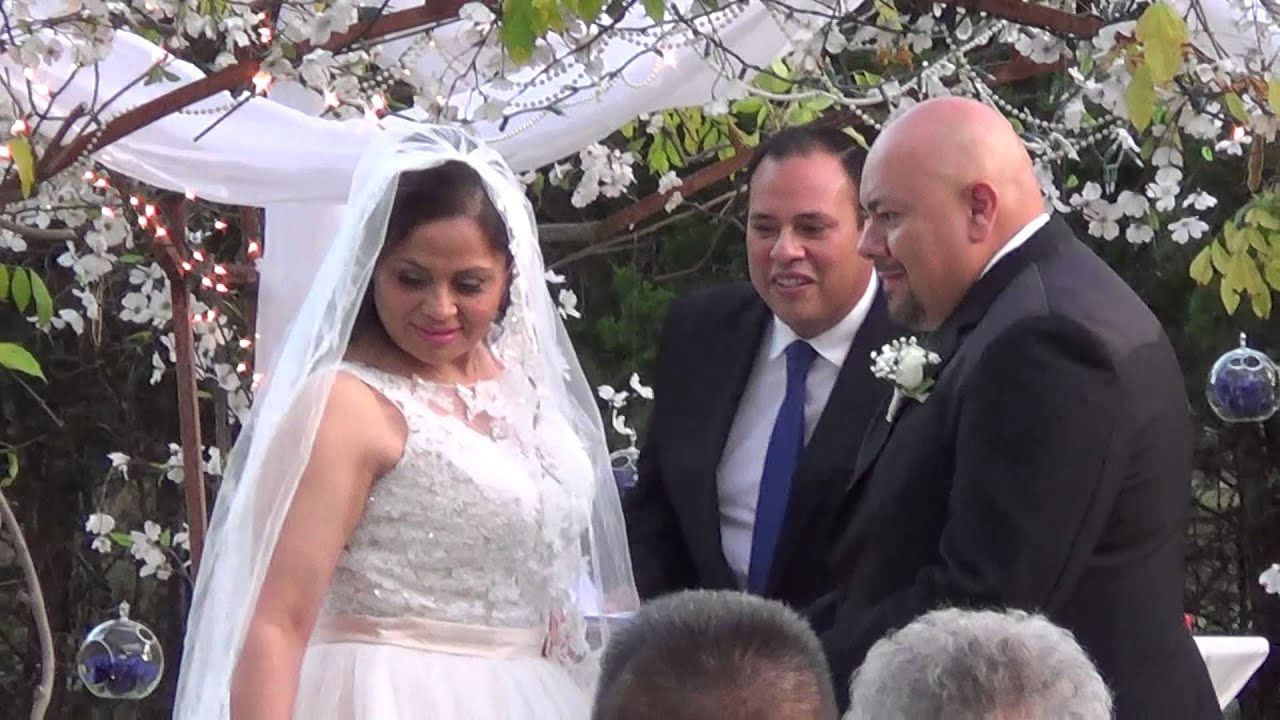 Hernandez Spanish Ceremony With Catholic Rituals Performed By Reverend Rene Esparza Texas Wedding Ministers