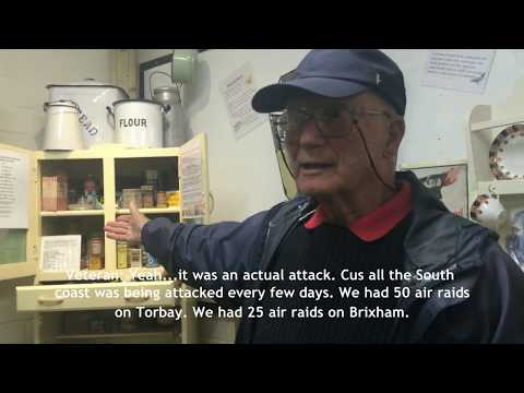 An Englishmans most memorable experience of WW2