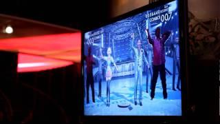 Konami Dance Masters using MS Kinect- E3 2010 - Game vs Reality
