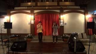 (33)「君がいない feat 舞花」 by 尚樹&SALI  in 歌バカ☆歌広場 第9回メインオフ (2015 5 17)