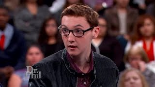 Dr. Phil To 18-Year-Old Sex Offender: 'You Need To Start Pulling Your Head Out And Learn Somethin…