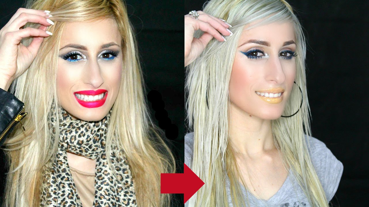 How I Went From Very Golden To Ash Blonde Hair Dyna