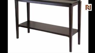 Winsome Finley Console Table 92345