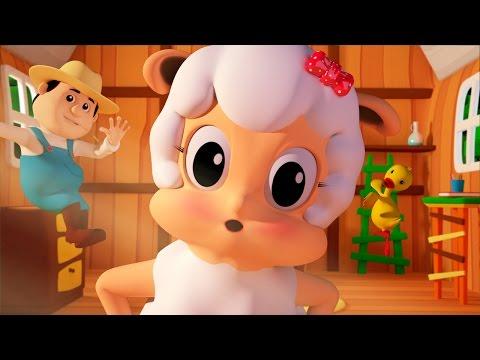 Chubby Cheeks   Farmees   Kids 3D Nursery Rhymes TV And Baby Songs