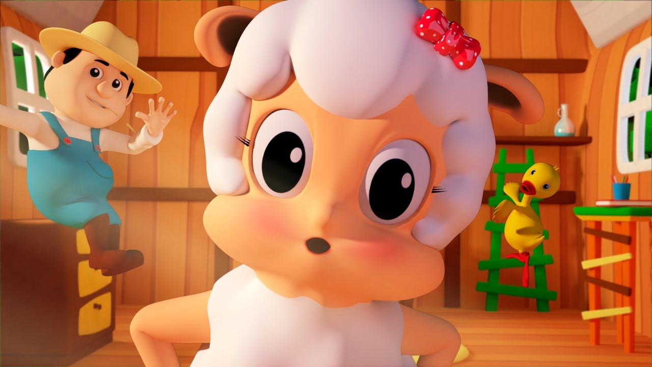 Chubby Cheeks Farmees Kids 3d Nursery Rhymes Tv And