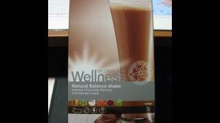 Oriflame - wellness. Проба коктейля