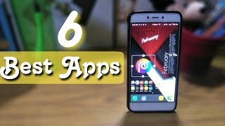 Top 6 Best Android Apps February 2018 | Hindi