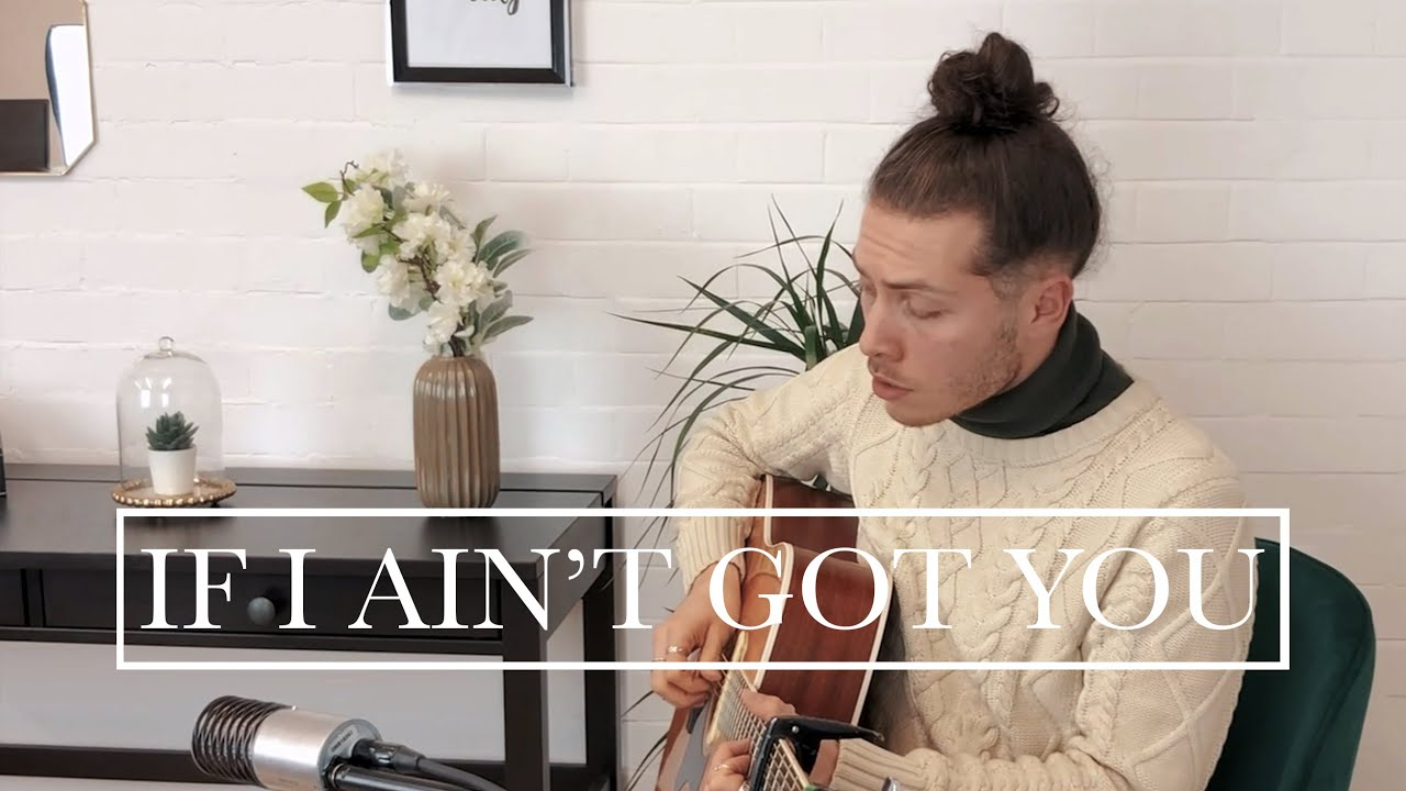 RIIVER - If I Ain't Got You (GigZoo White Wall Session)
