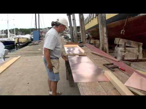 Boston Tea Party Tours - More Copper Ship Cladding | #13