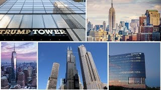 The Top 5 Tallest Buildings in the United States 2018