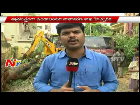 Roanu Cyclone Effect: Heavy For Another 48 Hours | Breaking News | NTV