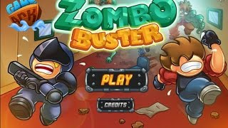 Zombo Buster Full Gameplay Walkthrough