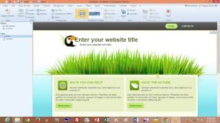 Create HTML Template for your website in a minute