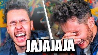 Casi muero de la risa en este vídeo de Fortnite...