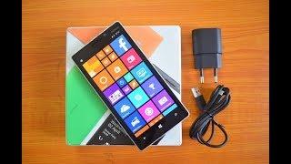 unboxing Nokia Lumia 635 - aliexpress
