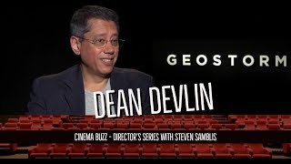 "Dean Devlin Talks About Directing  ""Geostorm"""