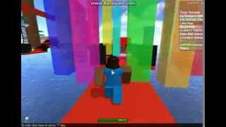 Tic Tac plays:roblox nintendo ds parkour with DUKES6682 serbian