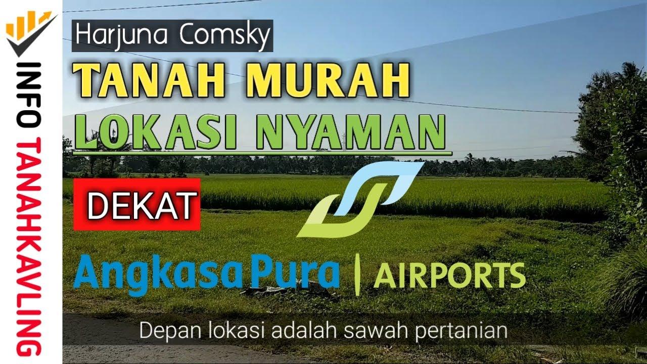 Info Jual Tanah Kavling Murah di Purworejo dekat Jalan ...