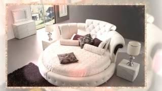 Romantic Round Bed