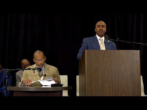 Truth Of God Broadcast 1292-1293 Jackson Mississippi Pastor Gino Jennings HD Raw Footage!