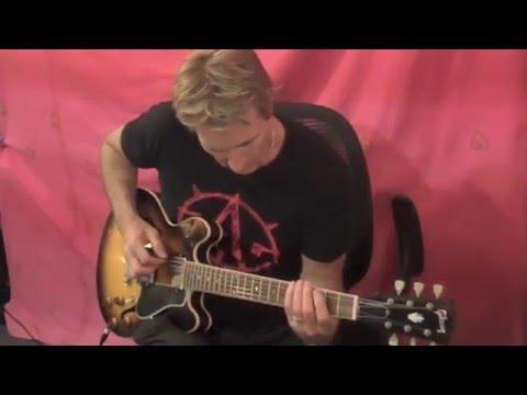 Brett Garsed's six part series in Guitar Techniques magazine (HD)