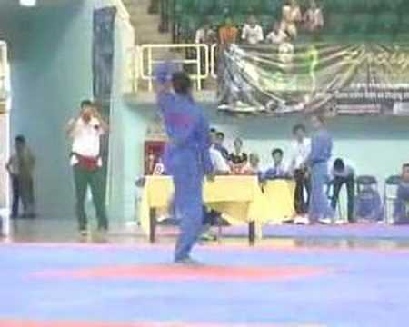 Vovinam Ngu Mon Quyen - Team Vietnam 2007