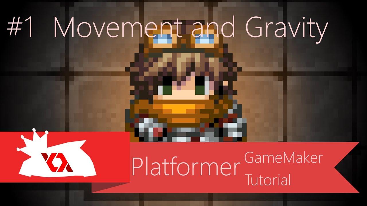 game maker platformer tutorial pdf