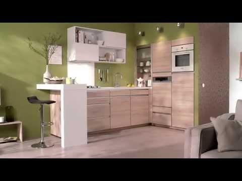 La Cuisine Petit Espace Salsa Conforama Youtube