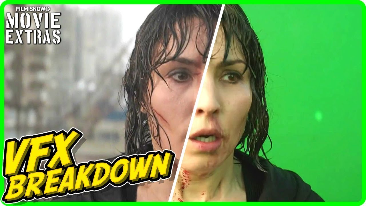 Download WHAT HAPPENED TO MONDAY | VFX Breakdown (2017)