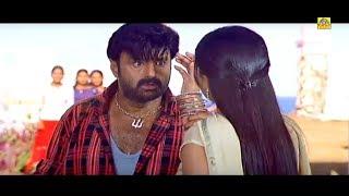 Balakrishna & Sneha | Love Scene In Tamil | Kuppathu Raja | Meera Jasmine, | #NewTamilMovies