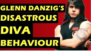 Glenn Danzig: The Disastrous Austin Festival Gig & Slayer Pokes Fun at Him