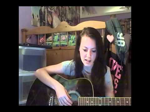 On the Brightside Guitar Tutorial Never Shout Never - YouTube