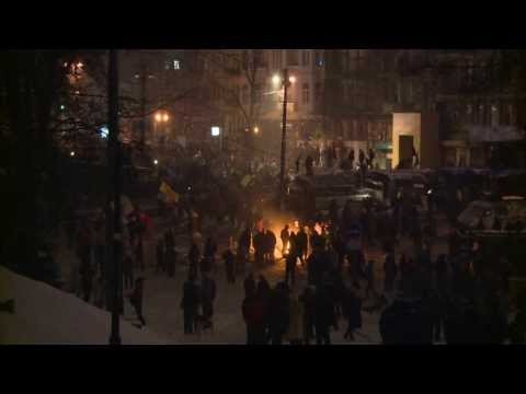 Ukraine: Live coverage of Kiev's massive riots
