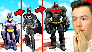 GTA 5 - BATMAN zu BAT GOTT upgraden!!