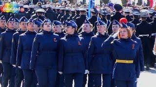 73-я годовщина Победы. 9 мая 2018 в Архангельске