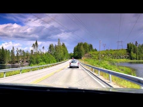 Road trip - Finland, Varkaus - Viinijärvi