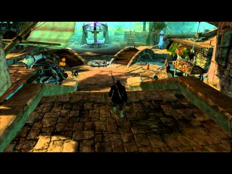 Guild Wars 2 Beta - Lion's Arch Tour with Commentary