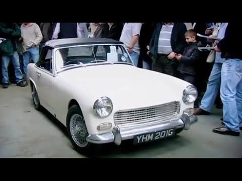 Classic car rally challenge - Top Gear - BBC