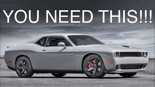 EVERY DODGE CHALLENGER Needs THIS MODIFICATION! thumbnail