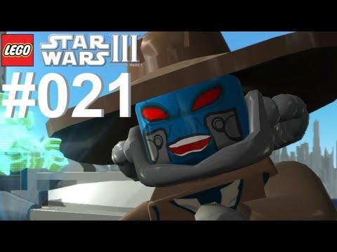 Let's Play LEGO Star Wars 3 The Clone Wars #021 Das Geiseldrama [Together] [Deutsch]