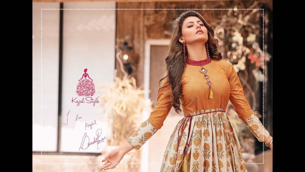 7c048ce996 Kajal style the mumtaz vol 1 party wear kurtis wholesaler and ...