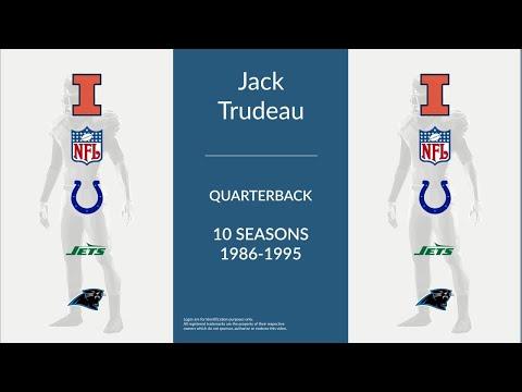 Jack Trudeau: Football Quarterback