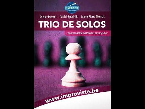 Teaser Trio de solos