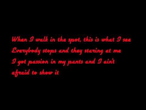 Imsexy and im homeless lyrics