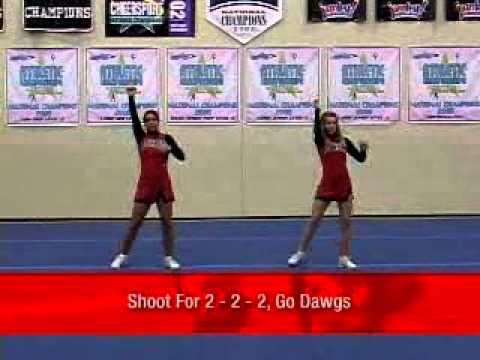 Cheers & Sidelines Cheerleading Training DVDs